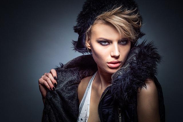 model-black