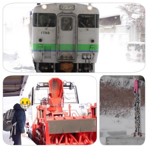 北海道の鉄道風景
