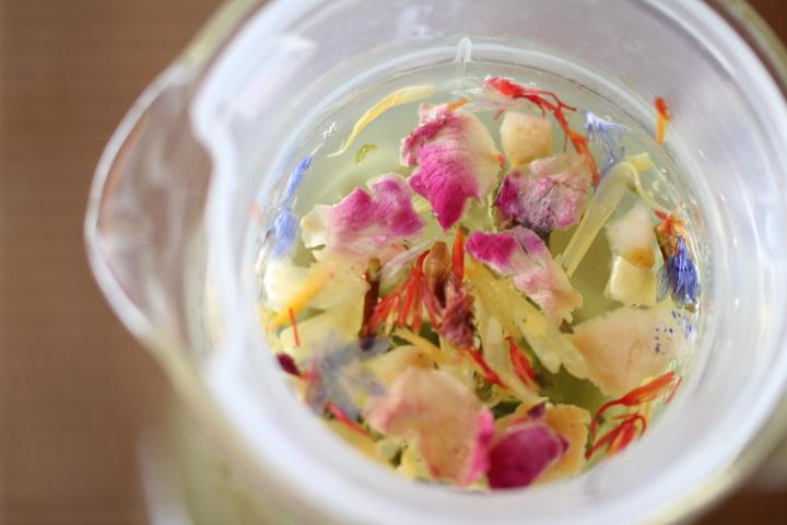 ルピシア緑茶・楽園茶葉