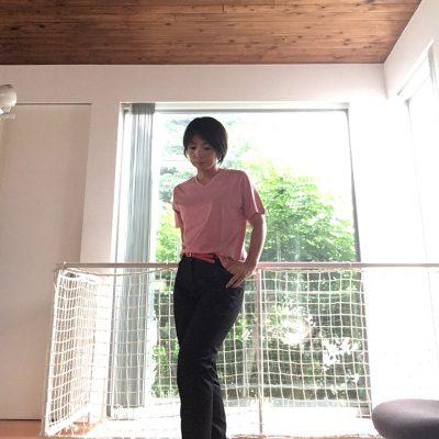 メンズVネックTシャツSサイズ
