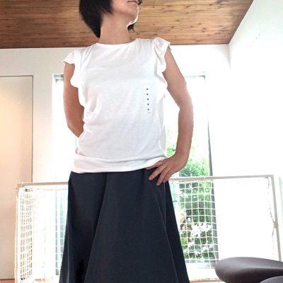 ゆるひらTシャツ