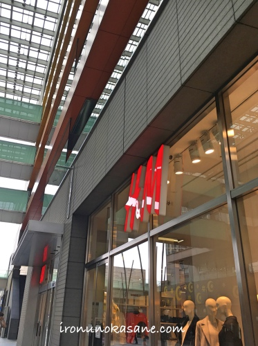 H&M二子玉川店