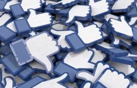 Facebookライク指